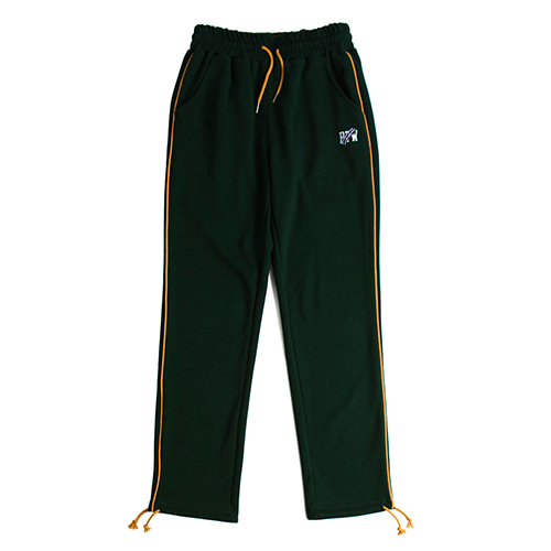 Piping Sweat Pants_Green
