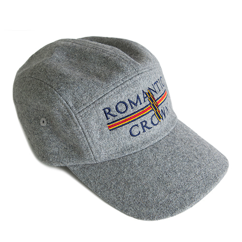 RMTC Wool Camp Cap_Gray