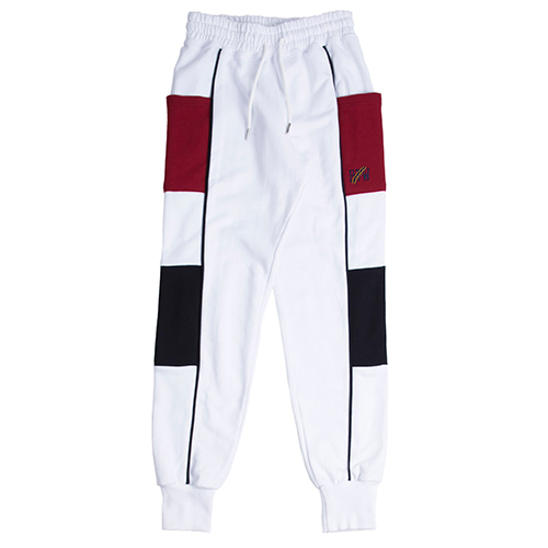 Retro Sweat Pants_White