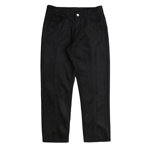 Suede Pants_Black