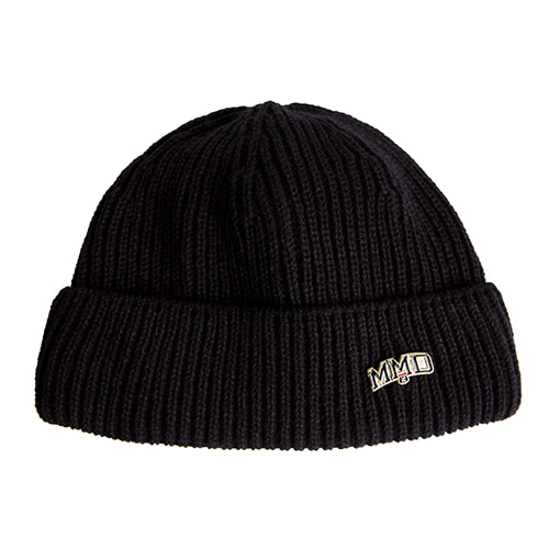 MMD Watch Cap_Black