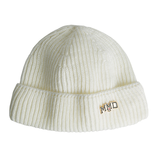 MMD Watch Cap_White