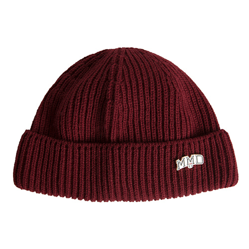 MMD Watch Cap_Burgundy