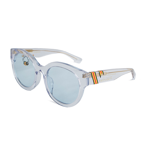 Ceremony Tape Sunglasses_Clear