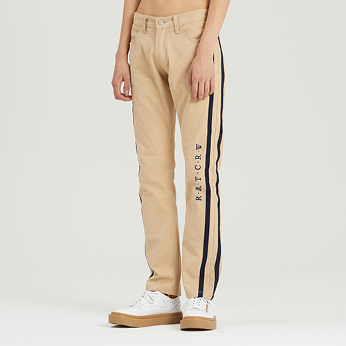RMTCRW Cotton Pants_Beige