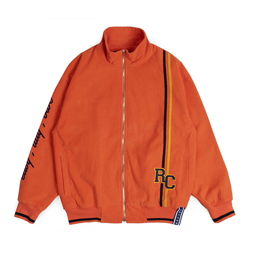 RC Corduroy Jacket_Orange