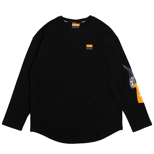 HEAD BY RMTC Flag Long Sleeve_Black