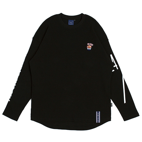 10th All Day Long Sleeve_Black