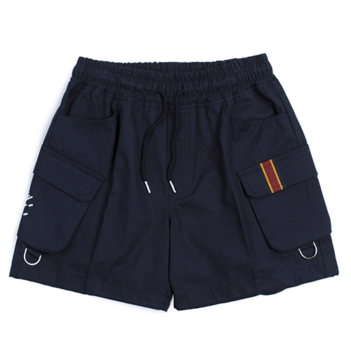 E.D.V Cargo Short Pants_Navy