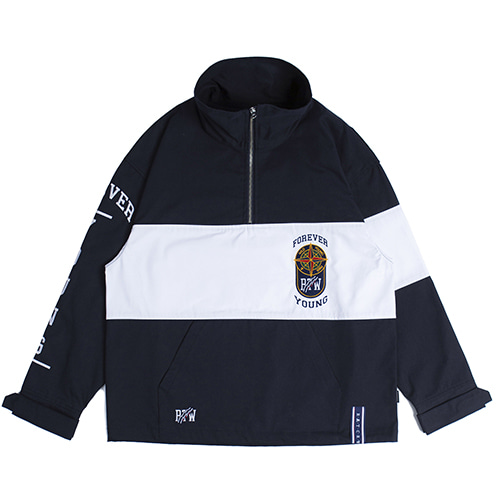 10th Forever Young Anorak_Navy