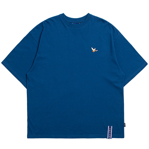 [R.C X M.G]Ceremony Angel T Shirts_Blue