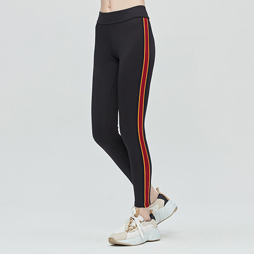 GNAC Band Leggings_Black