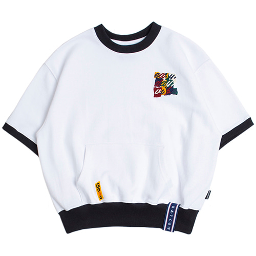 GNAC Pocket T Shirt_White