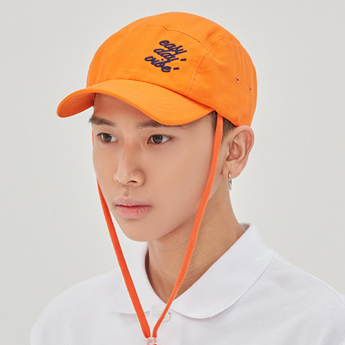 E.D.V Rope Camp Cap_Orange