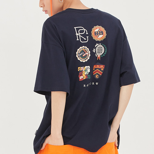 RC Team T Shirt_Navy