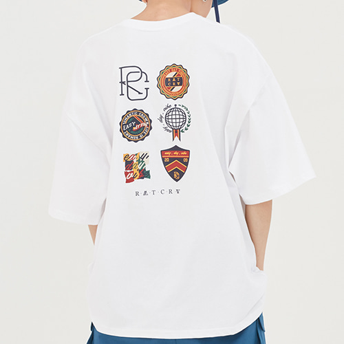 RC Team T Shirt_White