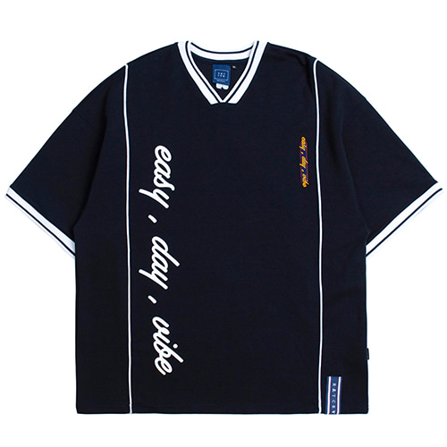 Easy Day Vibe Jersey_Navy