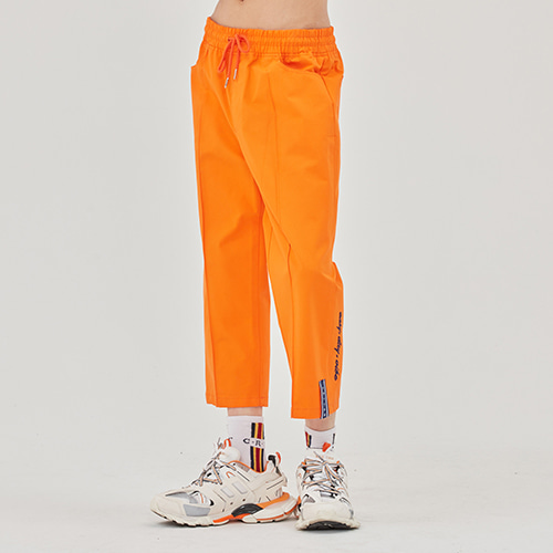 [1/29 예약발송]E.D.V Cotton Ankle Pants_Orange