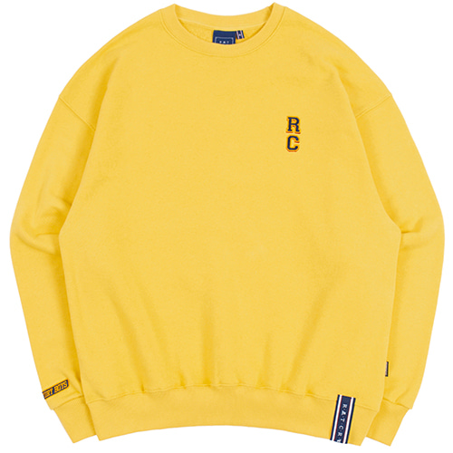 RC LOGO SWEATSHIRT_BUTTER