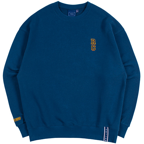 RC LOGO SWEATSHIRT_BLUE