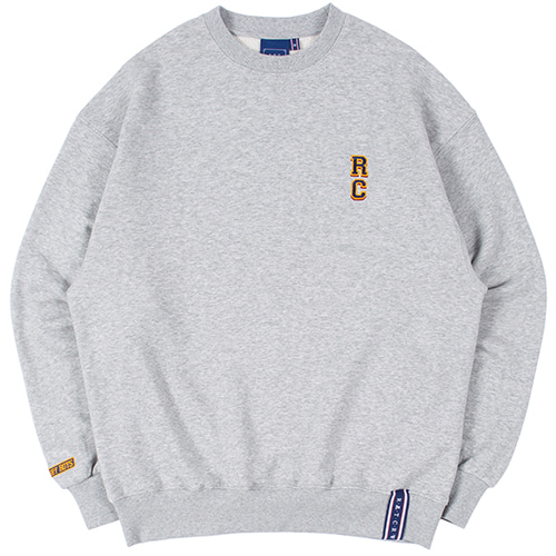 RC LOGO SWEATSHIRT_GREY