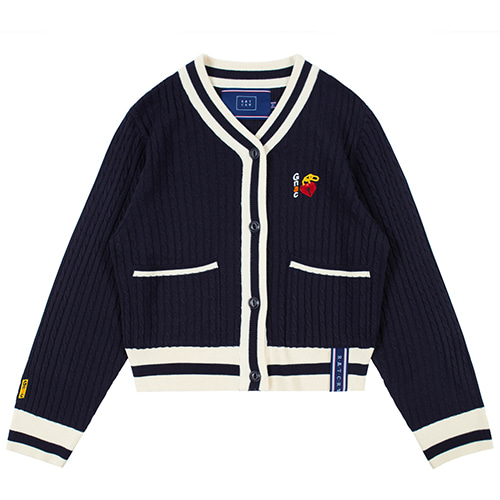 UNLOCK YOUR MIND CARDIGAN_NAVY