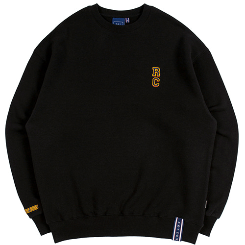 RC LOGO SWEATSHIRT_BLACK