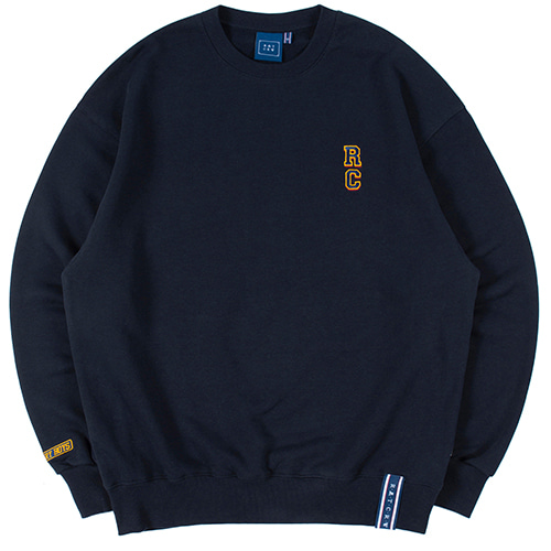 RC LOGO SWEATSHIRT_NAVY