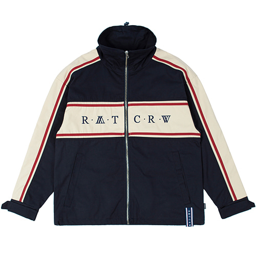 21C BOYS RACING JACKET_NAVY