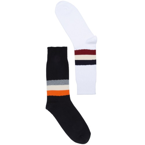 21C BOYS STRIPE SOCKS_MIX