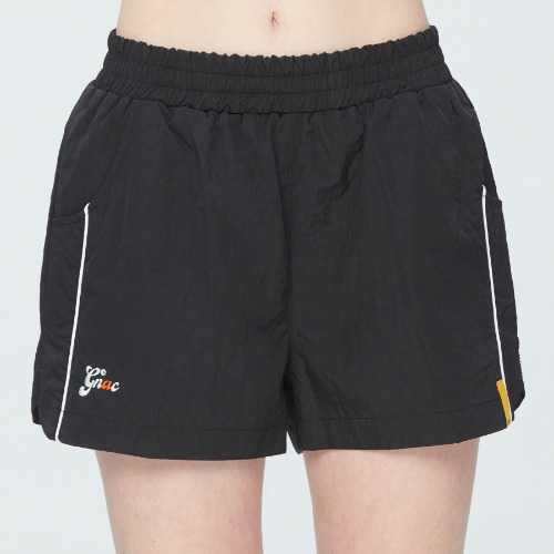 GNAC EASY BANDING SHORTS_BLACK