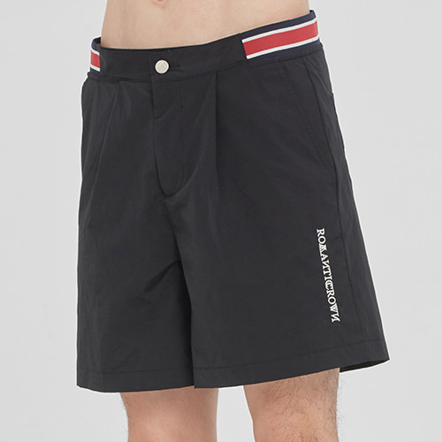 FRIDAY EASY SHORTS_BLACK