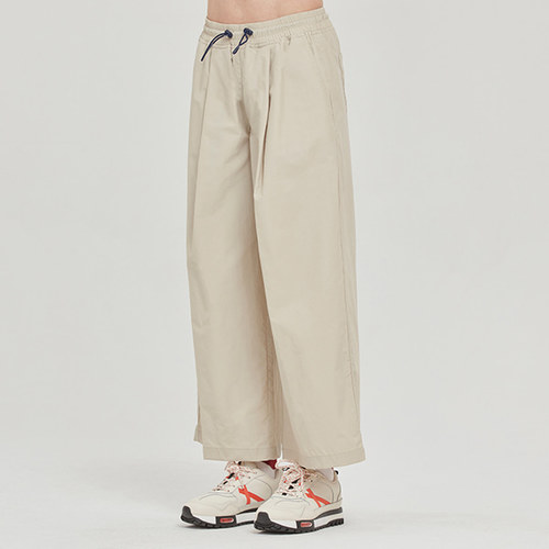 WIDE FIT EASY PANTS_OATMEAL
