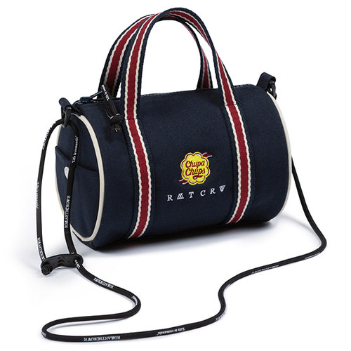[CHUPA CHUPS X RMTCRW]DRUM BAG_NAVY