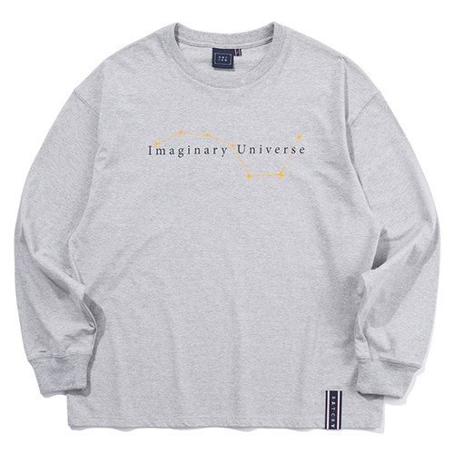 CONSTELLATION LONG SLEEVES_GREY