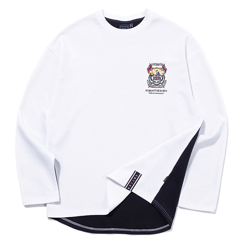 RMTC CLUB LONG SLEEVES_WHITE