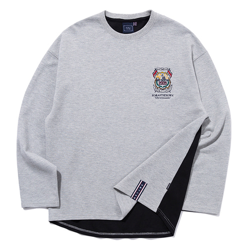 RMTC CLUB LONG SLEEVES_GREY