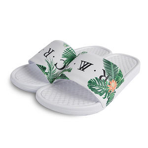 TROPICAL SLIPPER_WHITE