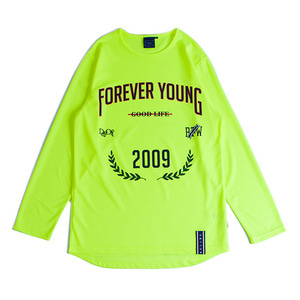 Forever Young Long Sleeve_Green