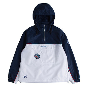 Piping Anorak_Navy