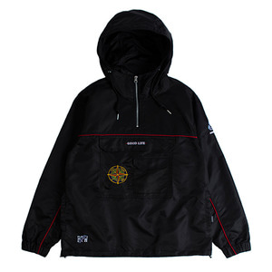 Piping Anorak_Black
