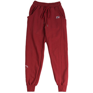 RTW Sweat Pants_Burgundy