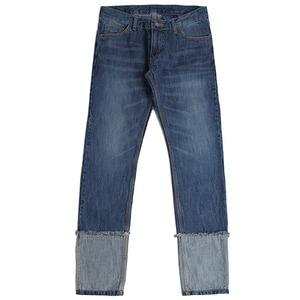 QUARTER CUT PANTS_BLUE