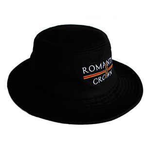 RMTC wool bucket hat_Black
