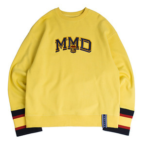 MMD Knit Crew Neck_Butter
