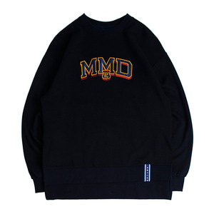 MMD Crew Neck_Navy