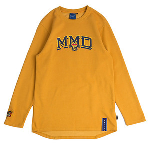 MMD Long Sleeve_Mustard