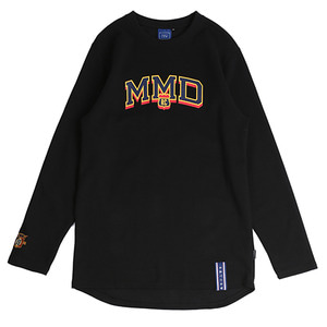 MMD LONG SLEEVE_BLACK