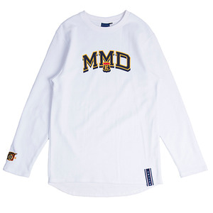 MMD Long Sleeve_White