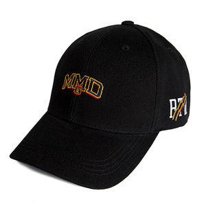 MMD Ball Cap_Black